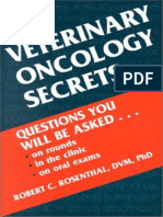 Veterinary Oncology Secrets (VetBooks.ir)