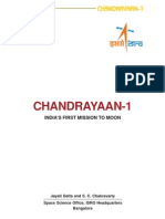 Chandrayaan 1 Booklet