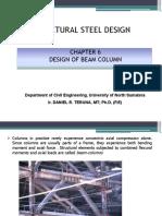 Design of Beam-column