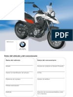 Manual de Propietario Bmw-g650gs