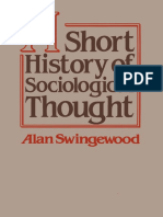 [Alan Swingewood (Auth.)] a Short History of Socio