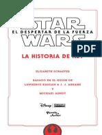 31843 1 Capitular Star Wars-la Historia de Rey