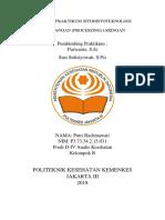 Laporan Praktikum Sitohistoteknologi-processing Jaringan