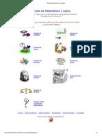 Puzzles de Matemáticas y Lógica