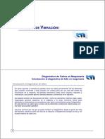 Diagnostico de Fallos en Maquinaria Total-tabla de Desbalance - Nivel III