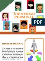 Identidad Personal