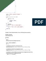 c++ Example