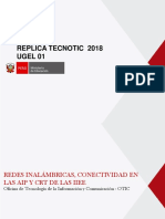 Ppt Redes Inalambricas 2018