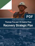 Santa Barbara County Recovery Strategic Plan