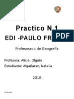 Trabajo EDI Paulo Freire- 2018