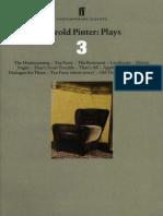 Harold Pinter_ Plays Three.epub