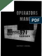 GM 3-71 Operator Manual