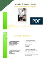 1. SIE - Organização da Empresa