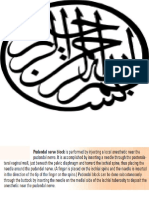 Fluid Balance, Poisoning & ICU