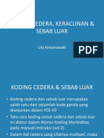 KODING_CEDERA,_KERACUNAN_SEBAB_LUAR.ppt