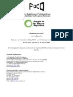 Denuncia Shell OCDE