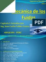 Mecanica de Los Fluidos _Capitulo_I _Introducción