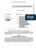 Riess Indictment