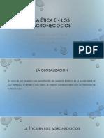 Presentacion Agronegocios Juan