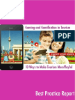 Gamification in Tourism Best Practice