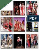 Danza Del Peru