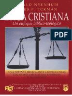 Libro-- Etica Cristiana Nyenhuis Gerald.pdf
