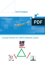 1. UMTS Key Technologies