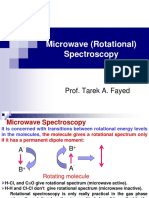 Microwave Spectroscopy BSc Lect 2