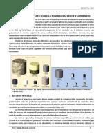 Apuntes_ Generalidades Sobre La Mineralización de Depósitos Minerales