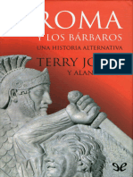Jones, Terry & Ereira, Alan - Roma y Los Barbaros [27186] (r1.0)