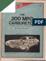 Cars That Runs 200 MPG
