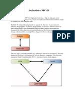 Evaluation of MVVM