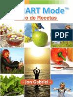 4.SMART MODE Libro de Recetas Jon Gabriel