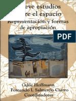 - Hoffmann, Odile y Salmerón Castro, Fernando (2006) Nueve estudios sobre el espacio. Representación y formas de apropiación. México- CIESAS. pdf.pdf