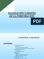 Planeacion y Diseno Perforacion