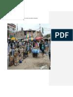 Mercados y contaminación