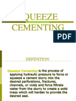 Squeeze Cement Complete Ver 2006