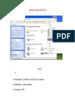 ARCHIVO NTFS.docx