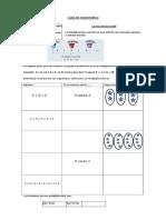 Guía de Matemática Juan