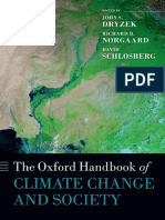 [John S. Dryzek, Richard B. Norgaard, David Schlos] Oxford Handbook of Climate Change