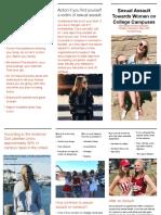 Human Sexuality Brochure PDF