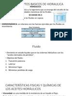 1.2 Conceptos Basicos de La Hidraulica