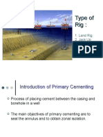 Primary Cementing