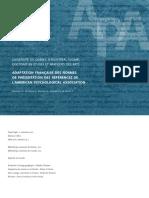 Normes de Prsentation Des Rfrences APA 2011