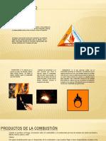 Tipos de Fuego