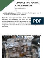 Informe Mantenimiento Planta - Cesar