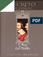 El Rey de Les Halles - Juliette Benzoni