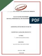 Plan Monografia Gestión Calidad Proyecto Agurto Ruiz Eliseth