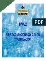 Curso Especialización HVAC