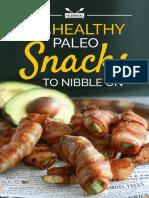 25 Healthy Paleo Snacks